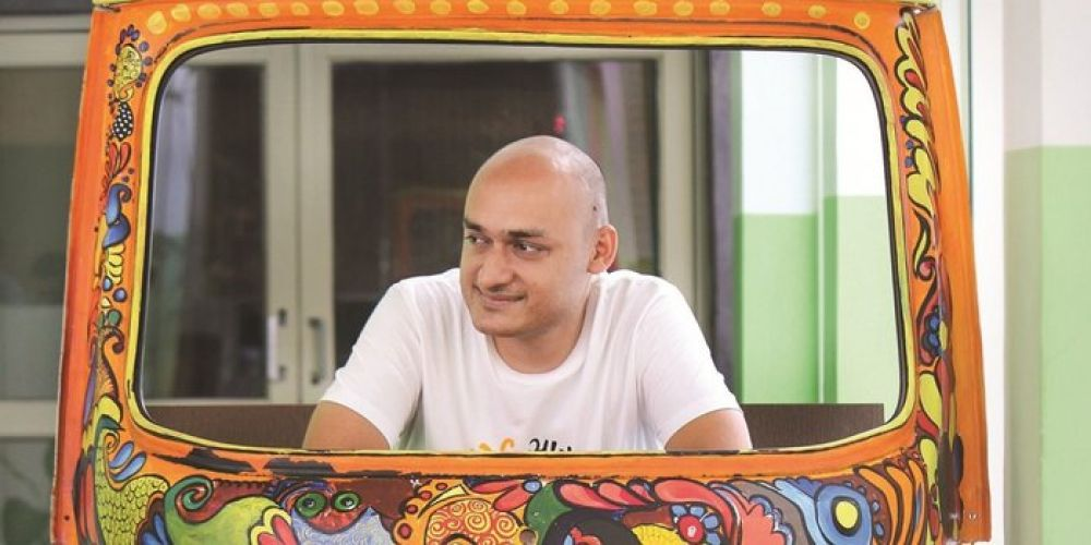Samar Singla, 32, CEO, Founder, Jugnoo