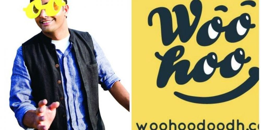 Rahul Uppal, 33, Founder And Director, Woohoodoodh (Happy Beverages And Foods Pvt. Ltd.)