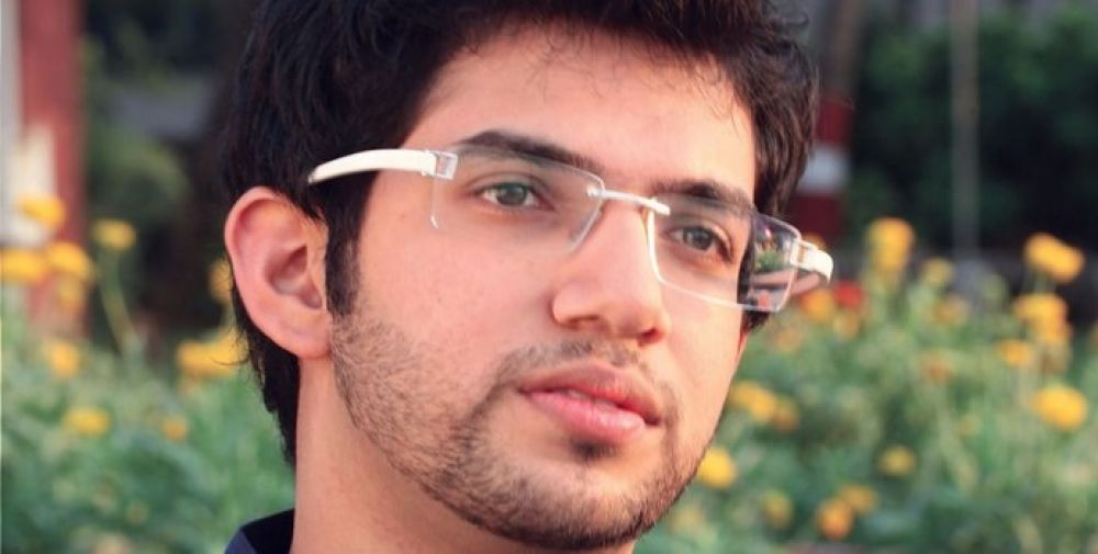 Aditya Thackeray, 26, Politician