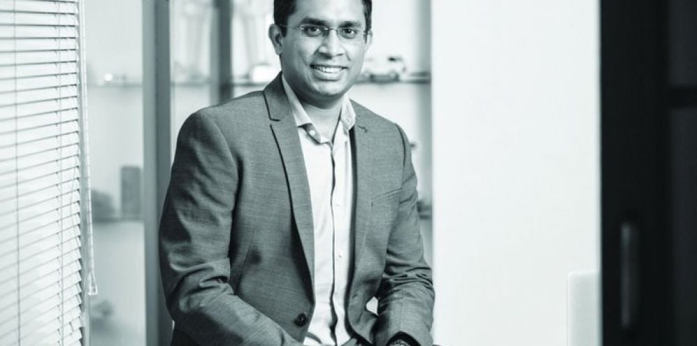 Kaushal Dugar, 33, Founder & CEO, Teabox