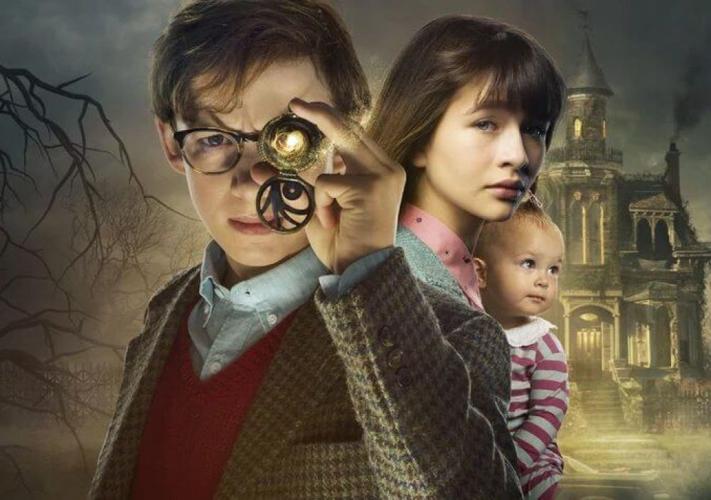 Netflix - A Series of Unfortunate Events Season 3