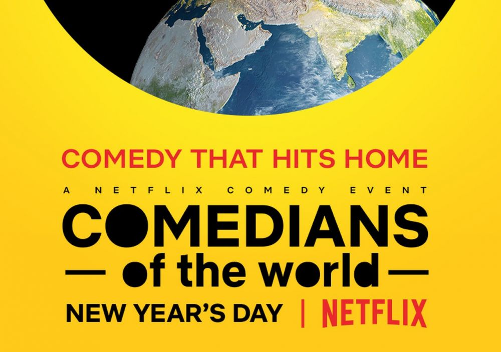 Netflix - Comedians of the World'