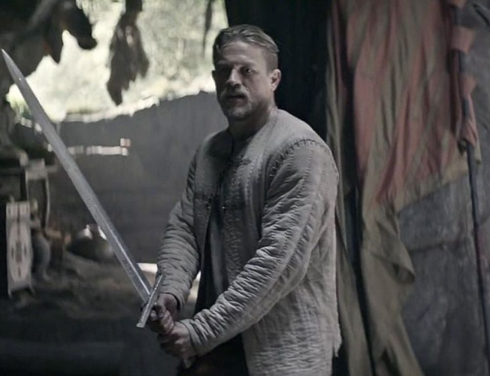 Netflix - King Arthur: Legend of the Sword