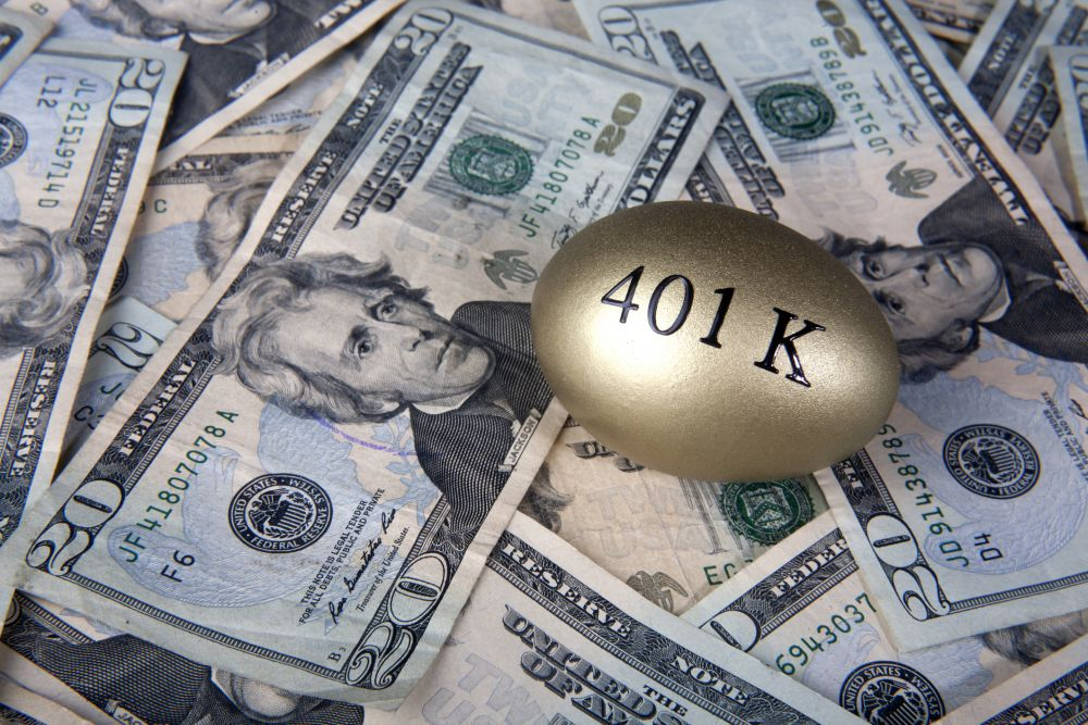 5. Contribute to your 401(k).