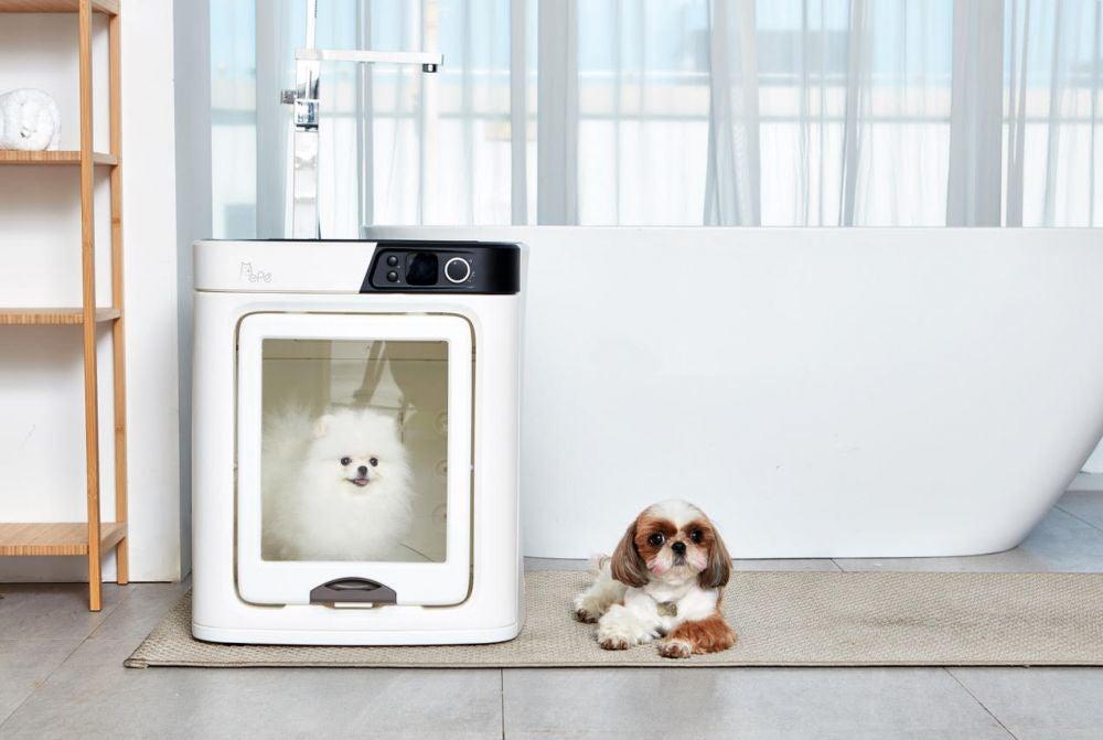 A pet dryer.
