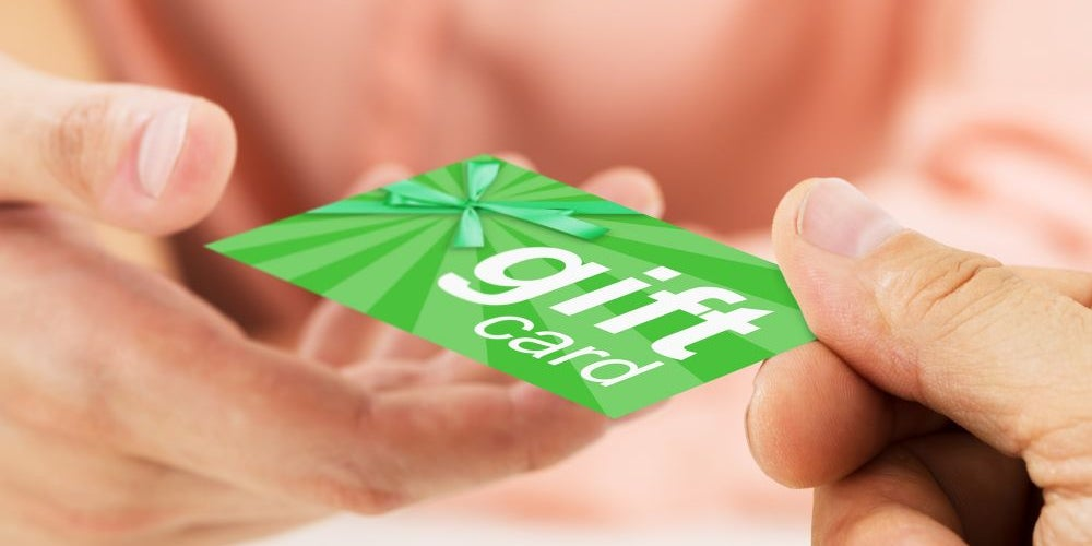 Trade unused gift cards for cash.