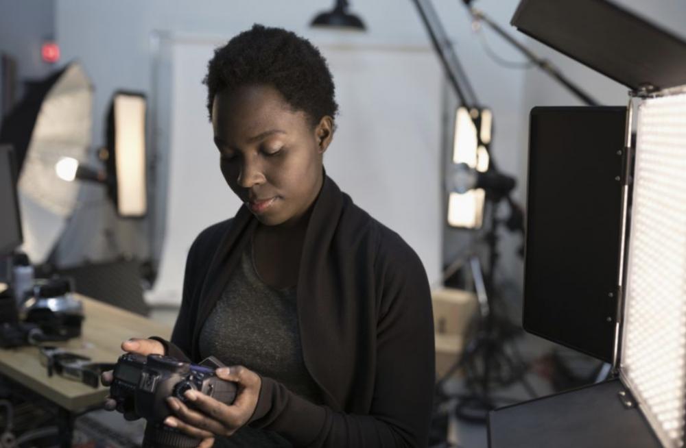 Idea de negocio: Fotógrafo y camarógrafo