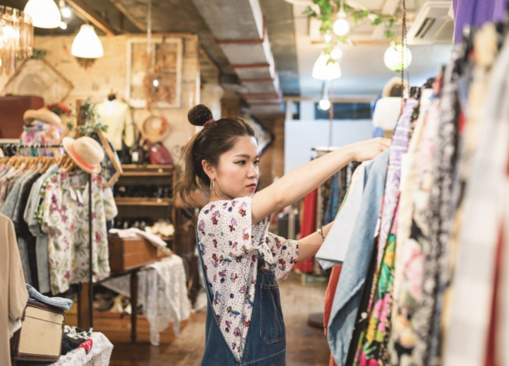 Idea de negocio: Distribuidor de ropa vintage