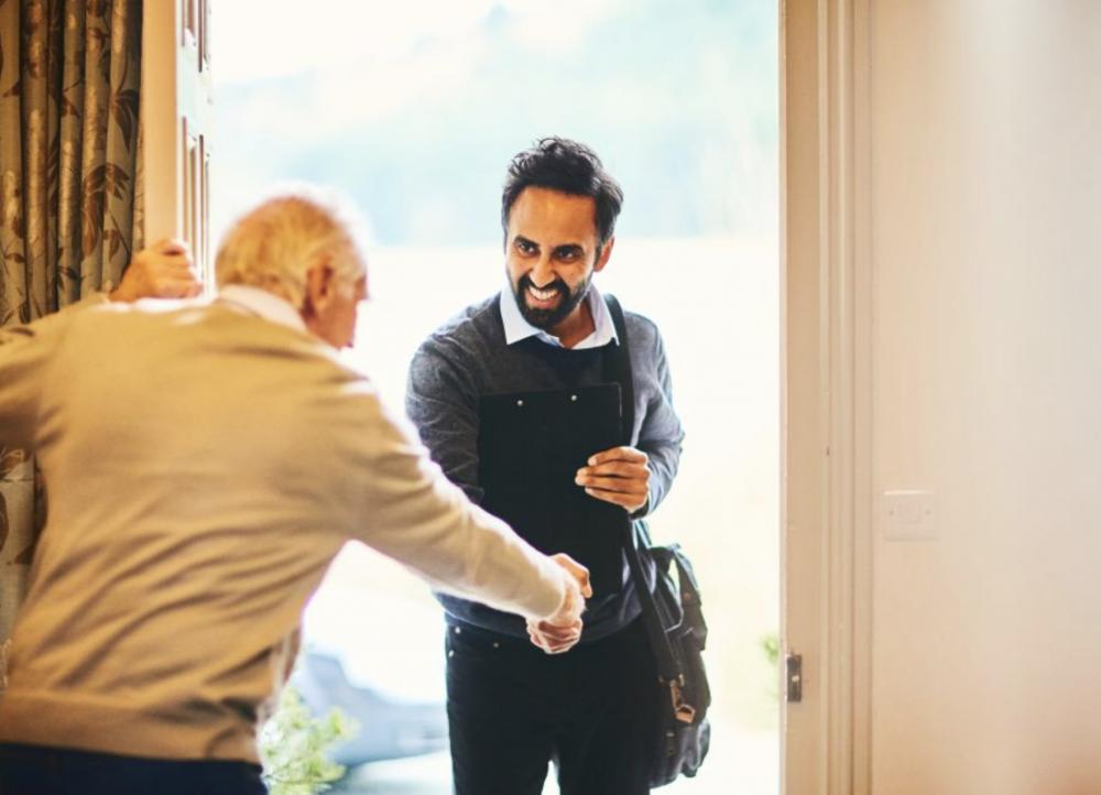 Idea de negocio: Atención no médica domiciliaria