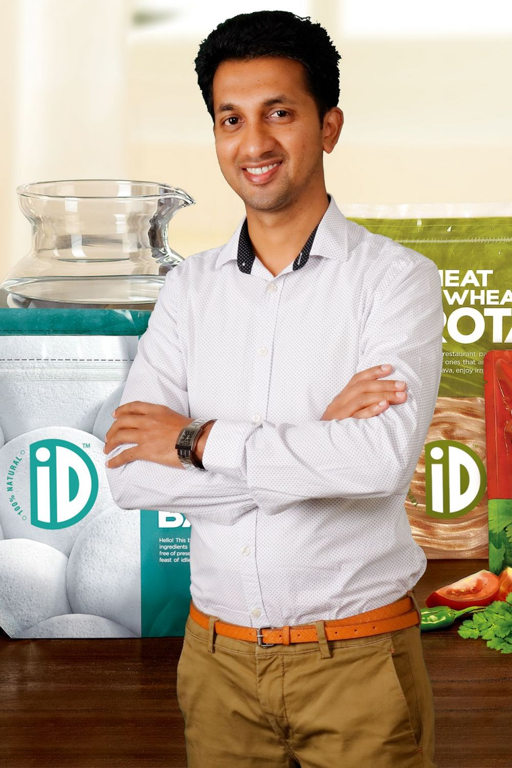 The Fresh FMCG Seller (PC Musthafa, CEO and Co-founder   iD Fresh Food)