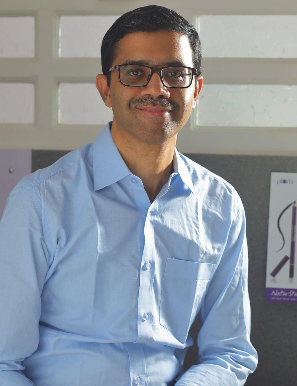 The Vegan Beauty Trendsetter (Shankar Prasad- Founder and Director | Plum)