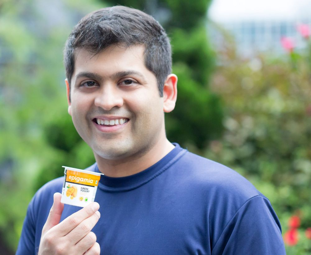 Dairy Entrepreneur's Sweet Success (Rohan Mirchandani- CEO and Co-founder | Epigamia)