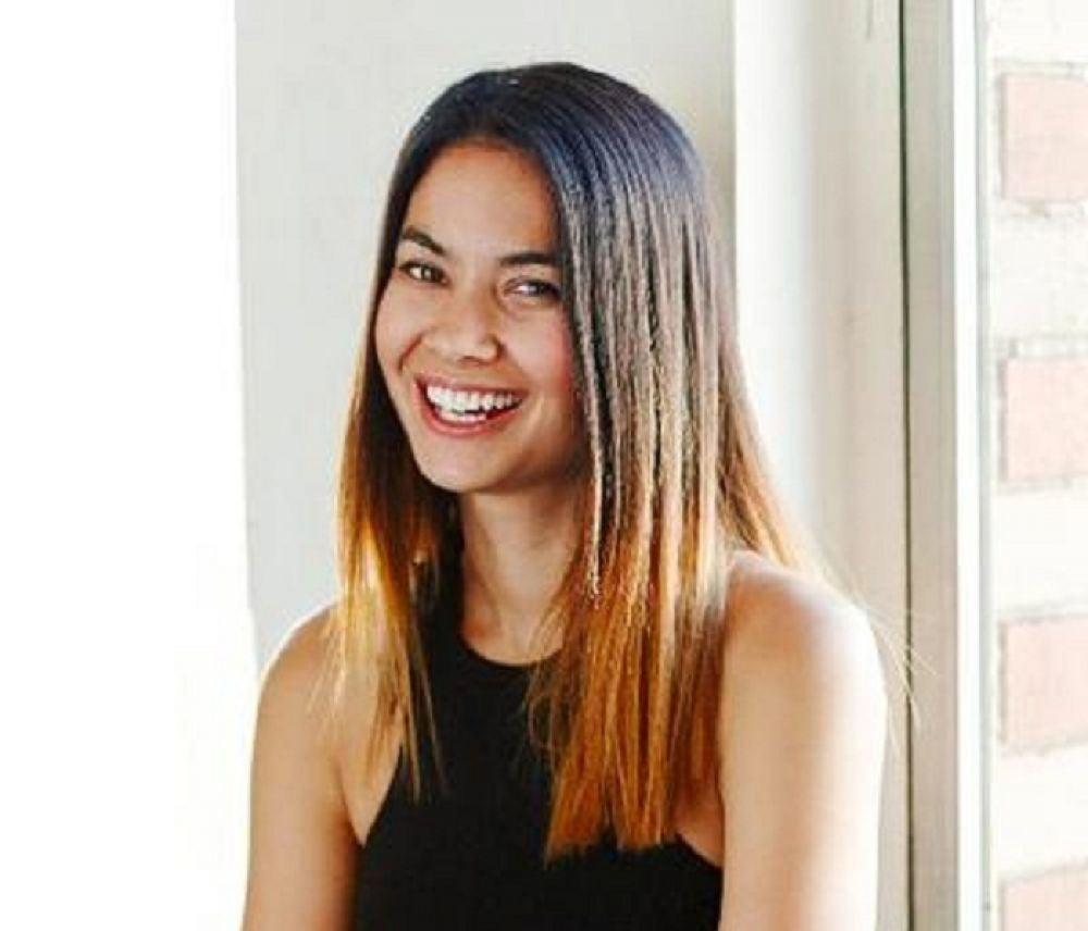 Canva founder, Melaine Perkins