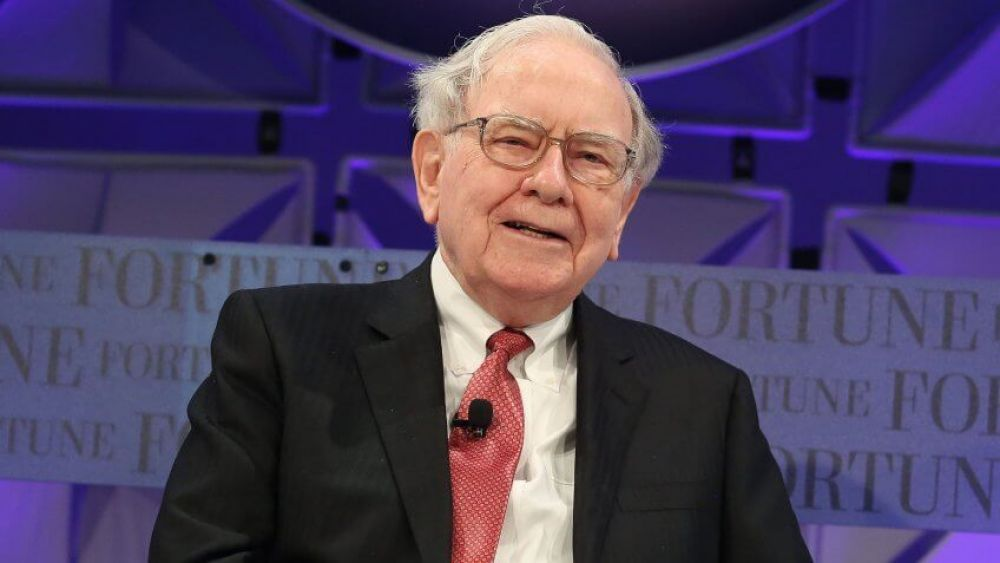 Warren Buffett: Reading and spending time alone