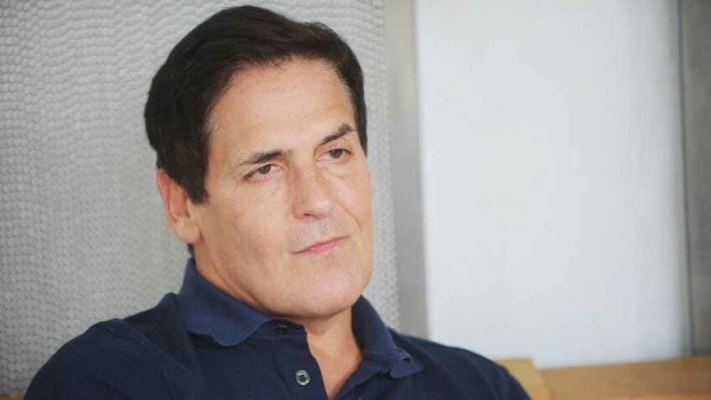 Mark Cuban: Listening to his body