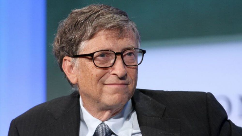 Bill Gates: Philanthropy and spending time with his family