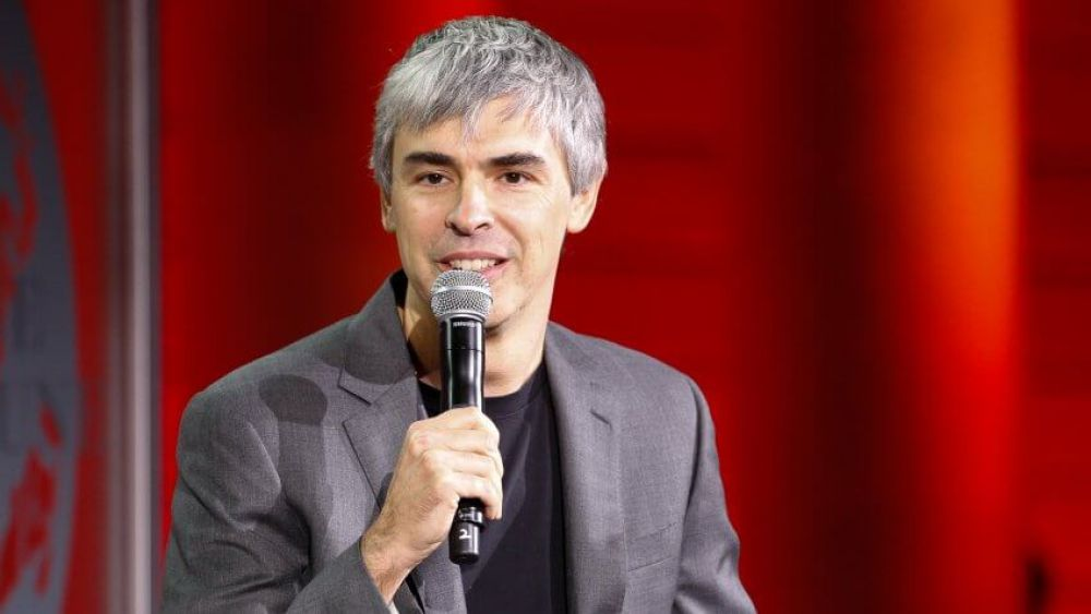 Larry Page: Modest living and personal challenges