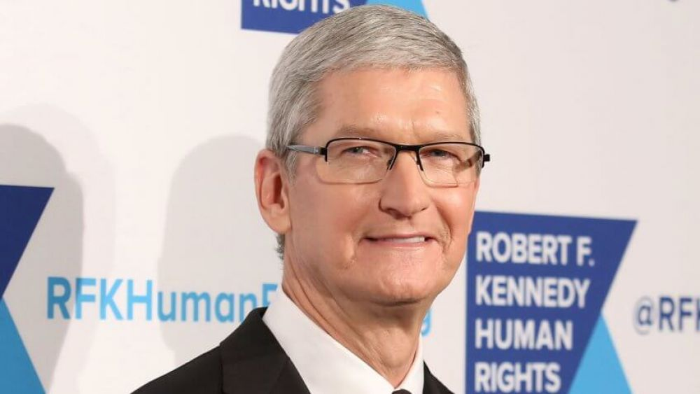 Tim Cook: Early starts