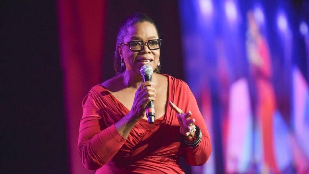 Oprah Winfrey: Transcendental meditation