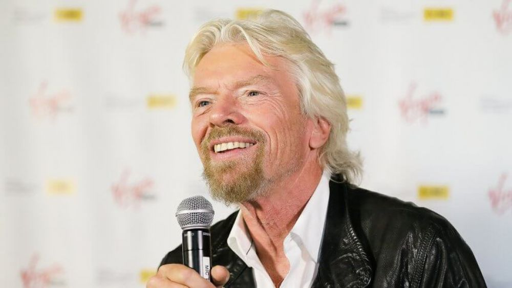 Richard Branson: A morning routine and lots of tea