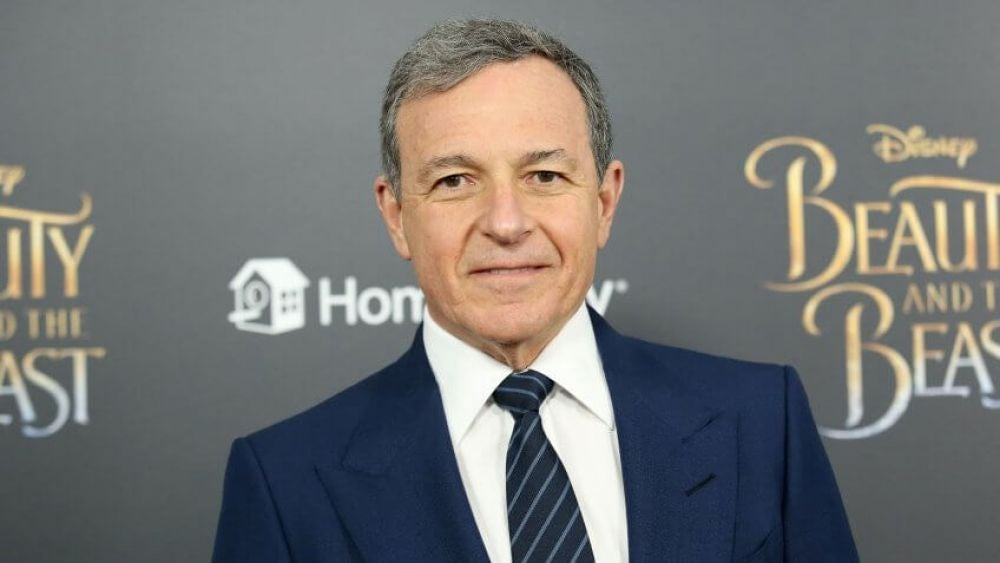 Bob Iger: VersaClimber and long flights