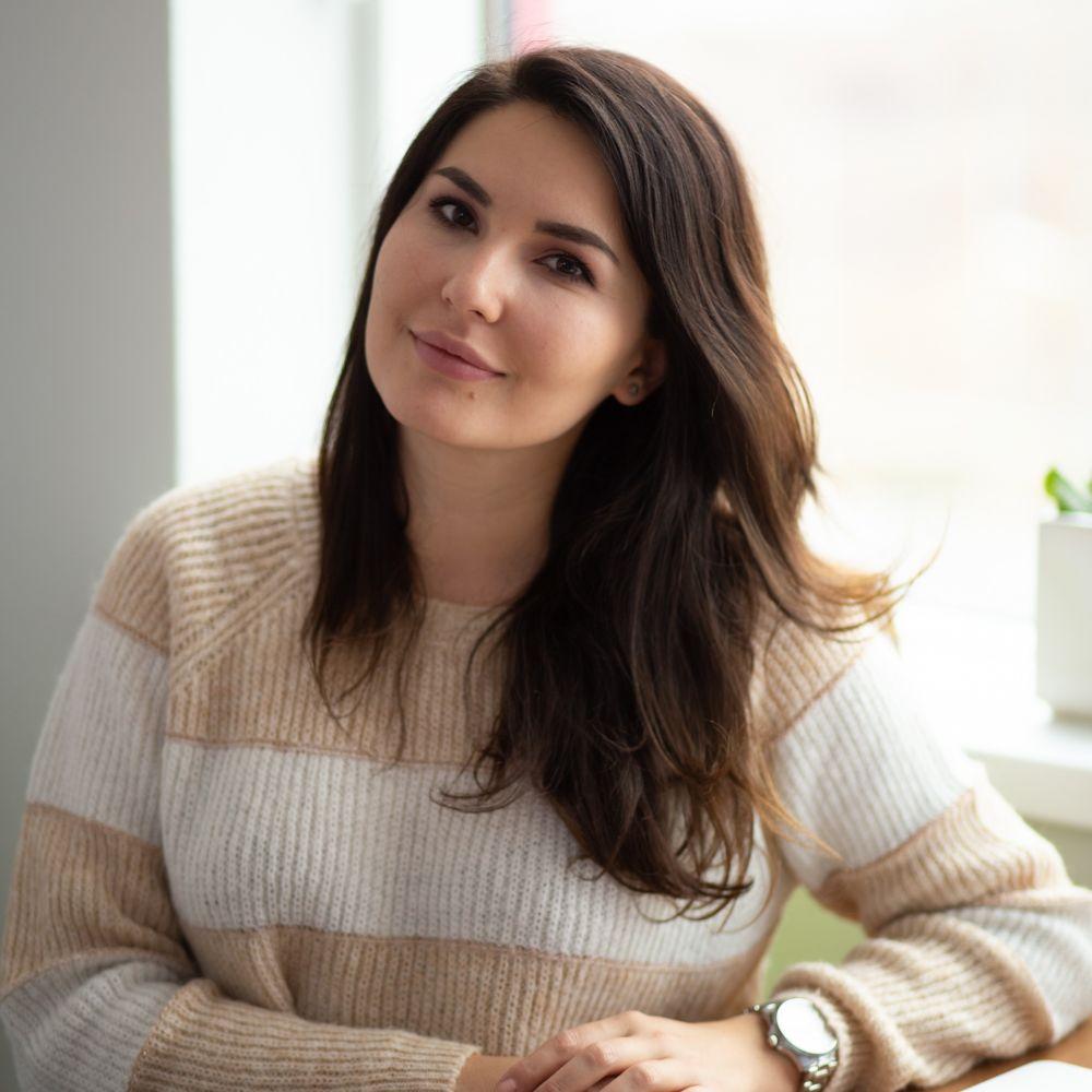Cristina Postica, video animator