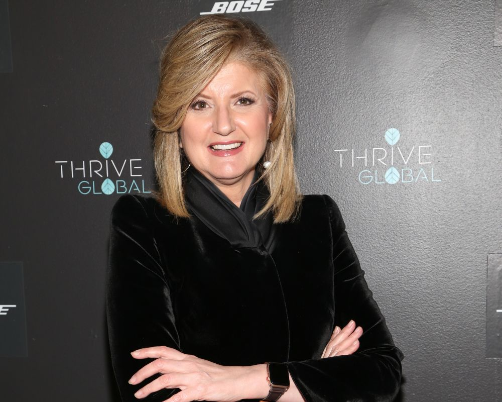 """Creating the culture of burnout is the opposite of creating a culture of sustainable creativity."" -- Arianna Huffington"