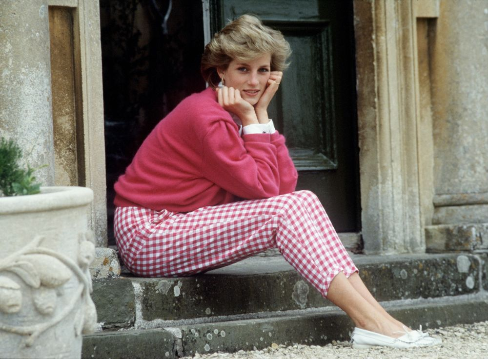 """I don't go by the rule book. I lead from the heart, not the head."" -- Princess Diana"