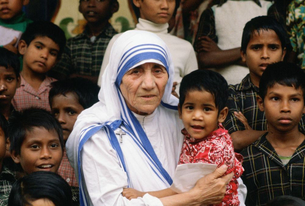 """Do not wait for leaders; do it alone, person to person. Be faithful in small things because it is in them that your strength lies."" -- Mother Teresa"