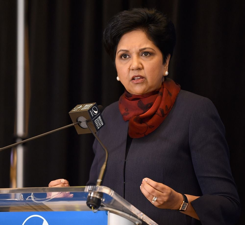 """Whatever anybody says or does, assume positive intent. You will be amazed at how your whole approach to a person or problem becomes very different."" -- Indra Nooyi"