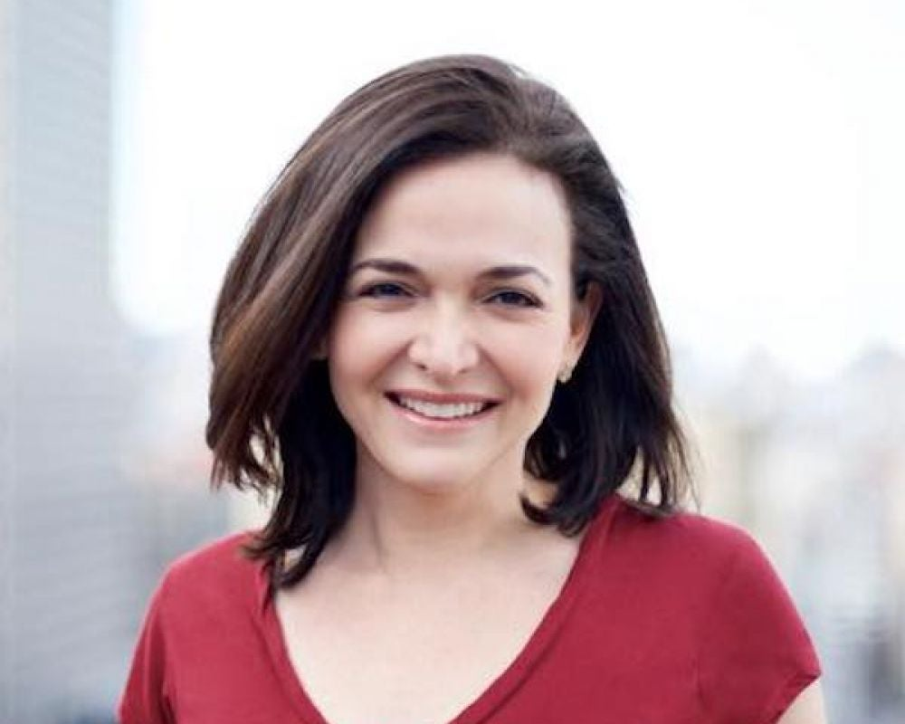 """Leaders should strive for authenticity over perfection."" -- Sheryl Sandberg"