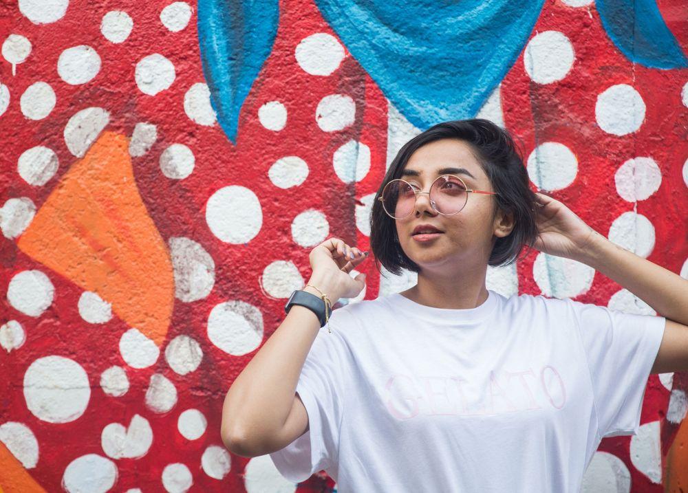 The 'Sane' Comedian – Prajakta Koli, 25