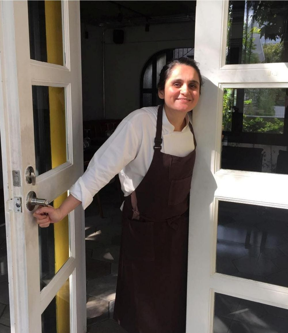 First Female Michelin Hero – Garima Arora, 32