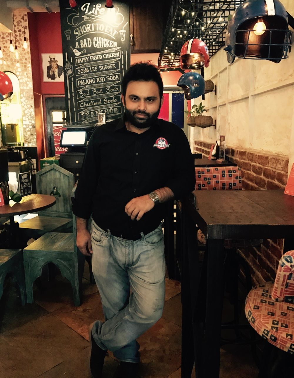 The Relentless Restaurateur – Karan Tanna, 31