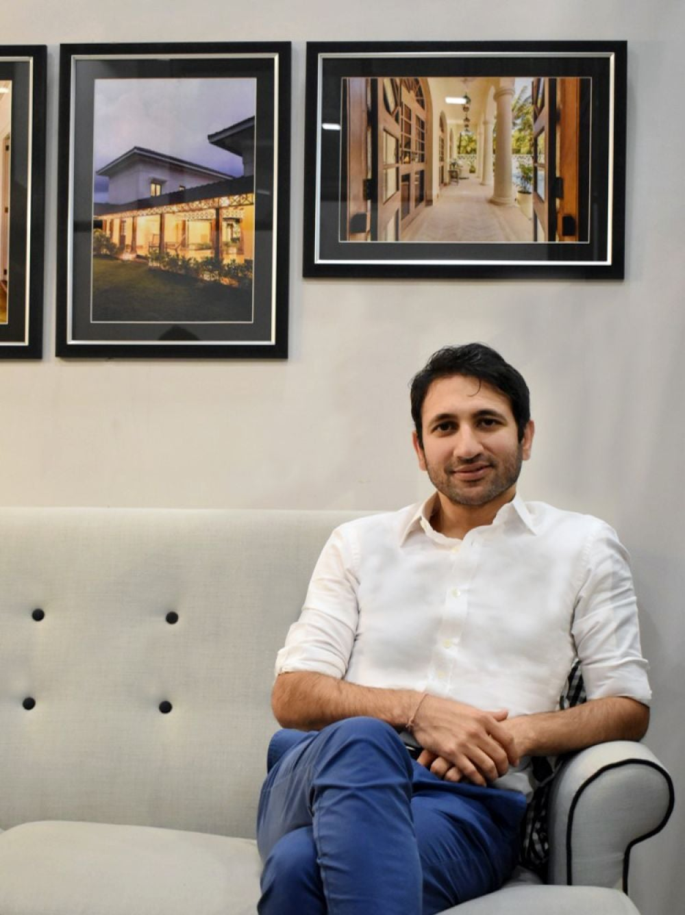 The Luxury- Builder – Nibhrant Shah, 34