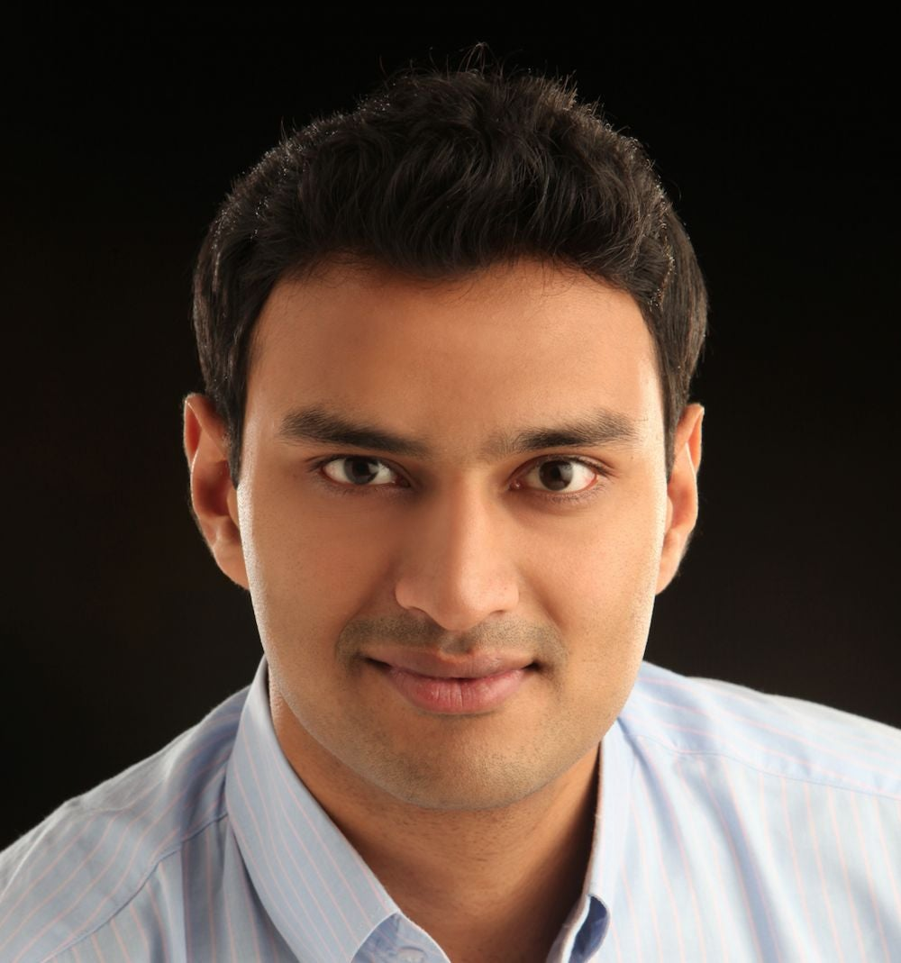 The Mover and Shaker - Dhruvil Sanghvi, 29