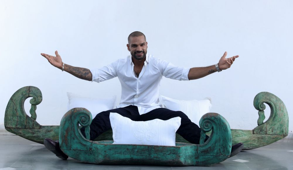 The One and Only in Indian Cricket – Shikhar Dhawan, 33