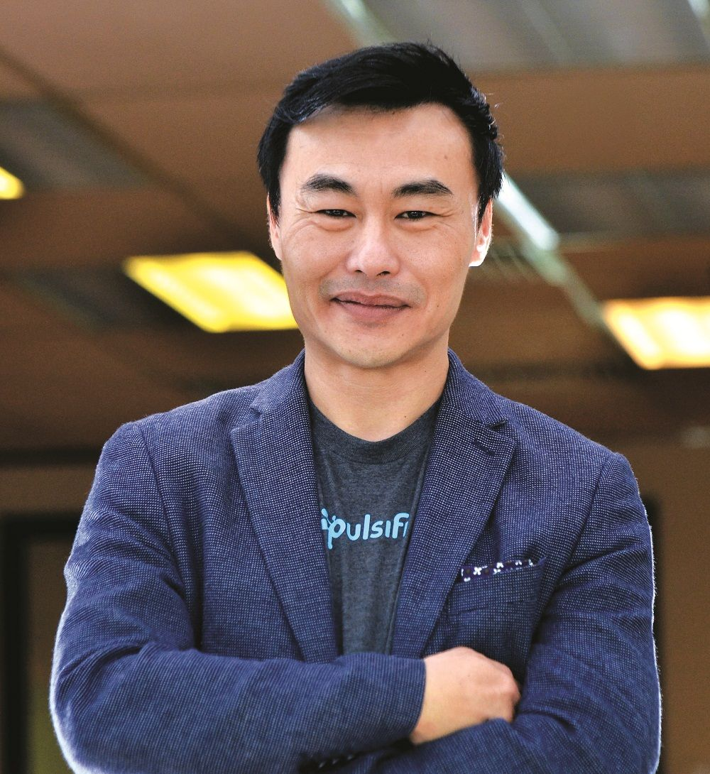 PETER YOONG, co-founder, Pulsifi, Malaysia