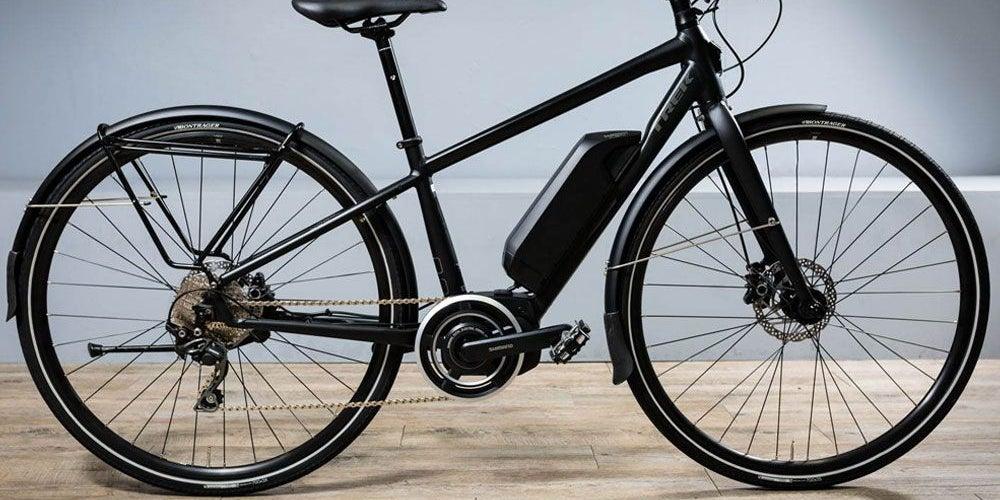8. E-bikes