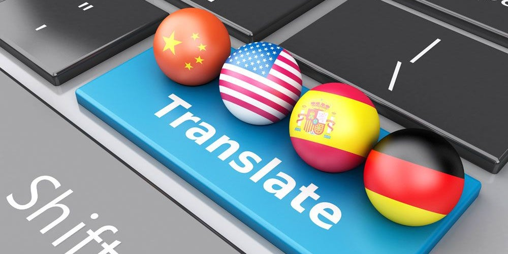 9. Translation and language platform