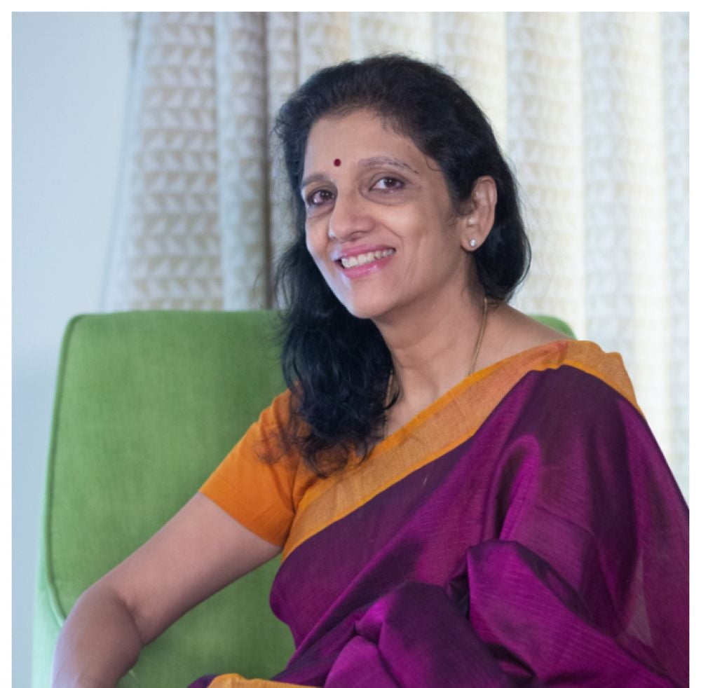 Going Beyond the Brief-Meena Ganesh, MD & CEO, Portea Medical