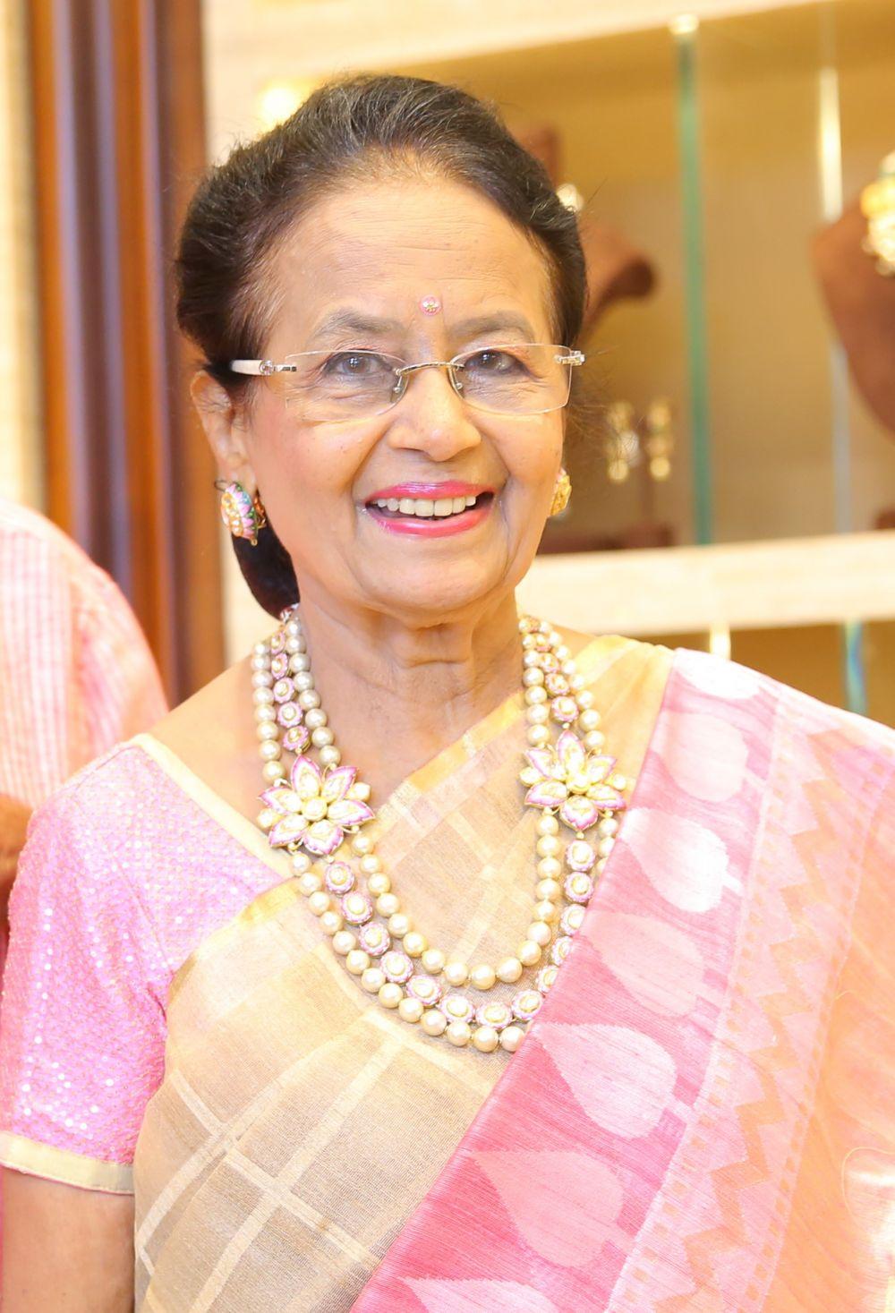 Shobha Choksey, Founder of Shobha Shringar Jewellers