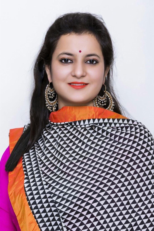 Tanya Rastogi, Director of Lala Jugal Kishore Jewellers