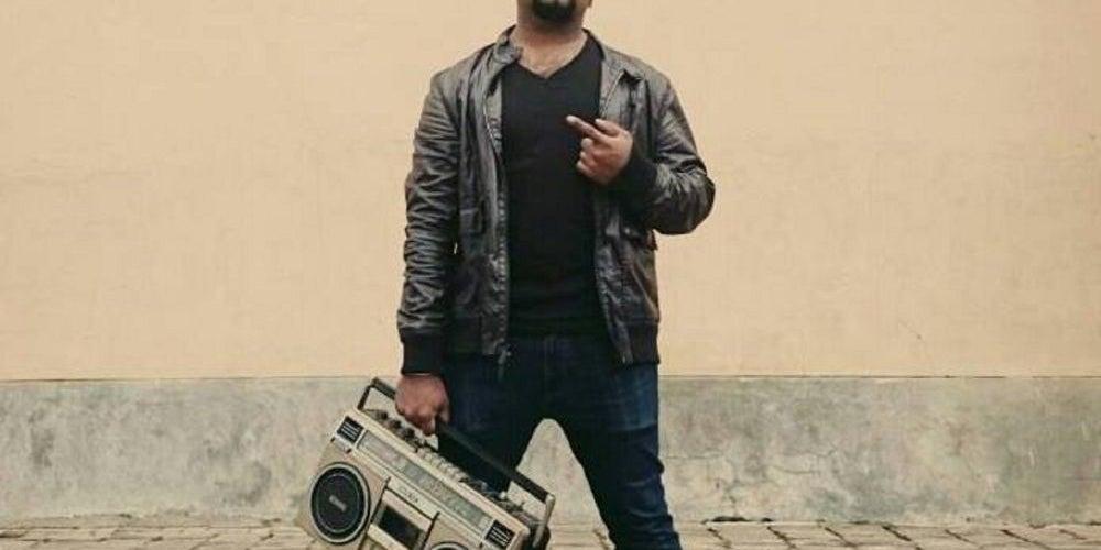 DJ Ranidu Lankage, founder Audius
