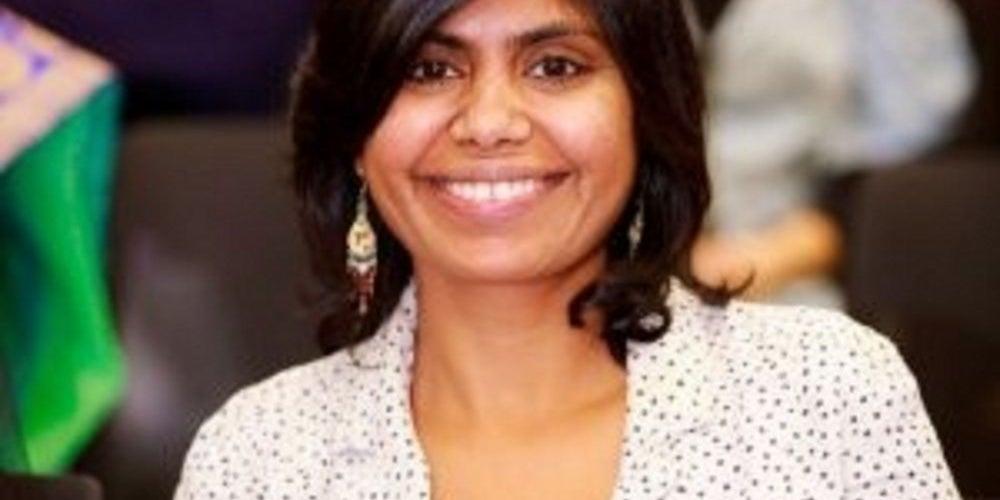 Priya Rajendran, founder, Smore's Up