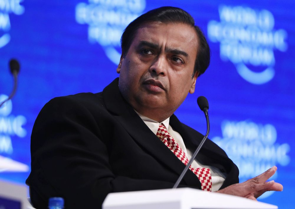 Acquisitions-Mukesh Ambani's Plan to Give India the Vibe of Alexa