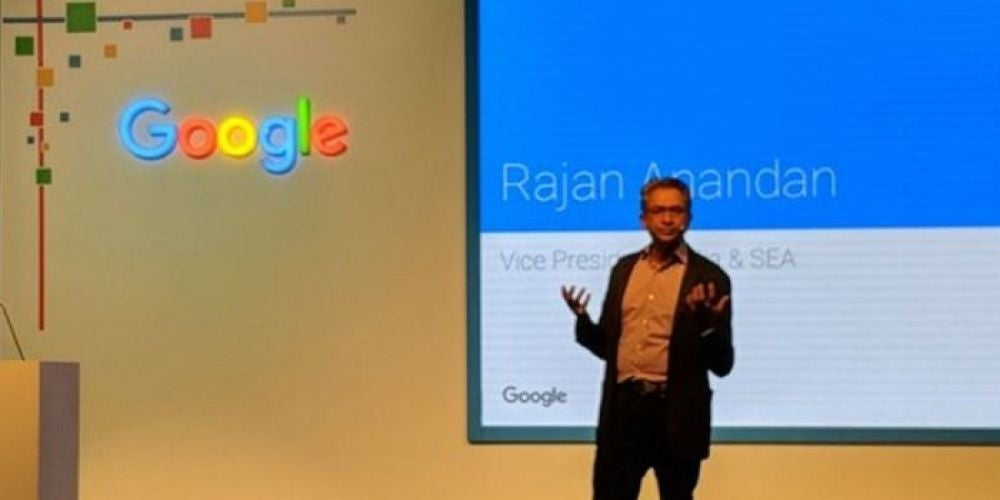 Why Rajan Anandan's Exit from Google is As Important As His Entrance in Sequoia India
