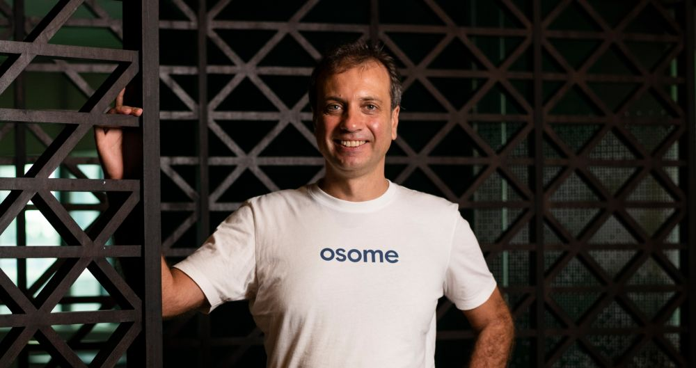 VICTOR LYSENKO CEO of Osome