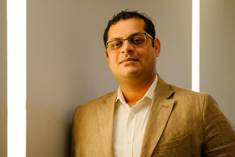 VAIBHAV DABHADE Founder and CEO of Anchanto