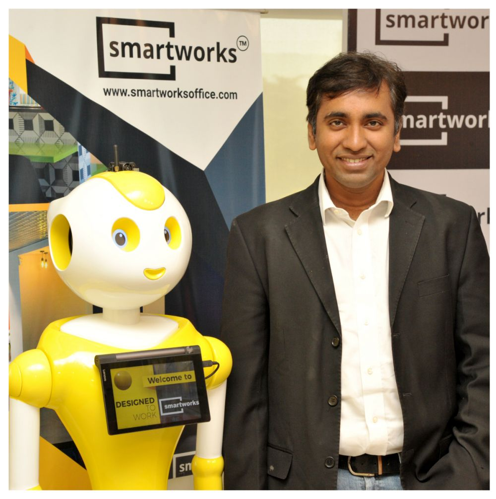 Inventor of Desi Robots-Balaji Viswanathan